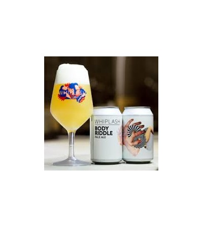 Whiplash Body riddle pale ale
