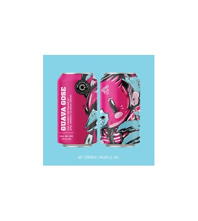 Collective Arts Guava Gose