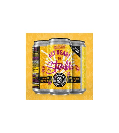 Sudden Death Get Ready to Stumble DDH Pale Ale